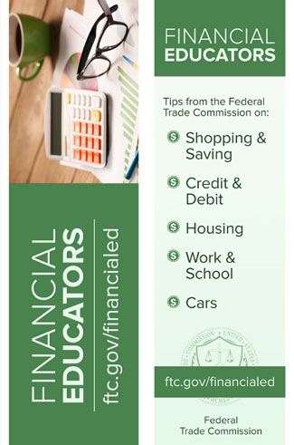 Financial Educators bookmark