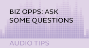 Audio Tips Icon