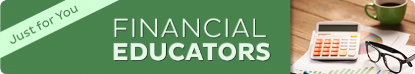 Financial Educators Banner