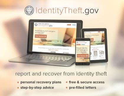 Image of IdentityTheft.gov
