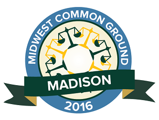 Midwest Common Ground Conference - Madison