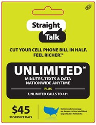 Straight Talk Ad