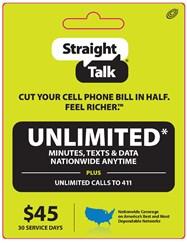 Straight Talk Ad