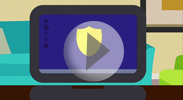image of computer security video