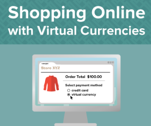 Shopping Online with Virtual Currencies