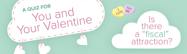 a valentines day quiz