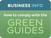 Business Info: How to comply with the Green Guides