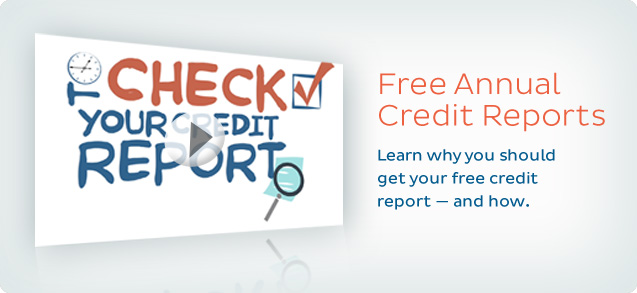 Follow These Steps To Fix Your Credit homepage_annual-credit-reports
