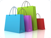 picture of shopping bags