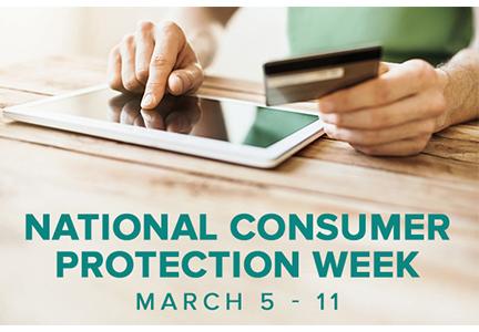 Consumer Protect Week