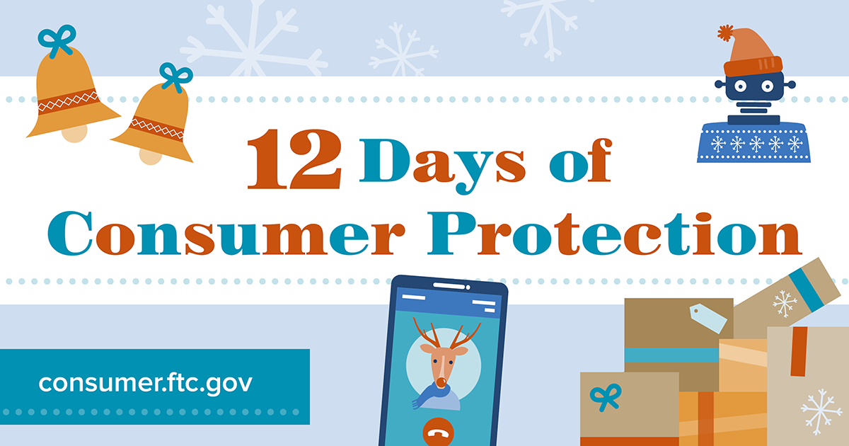 12 Days of Consumer Protection