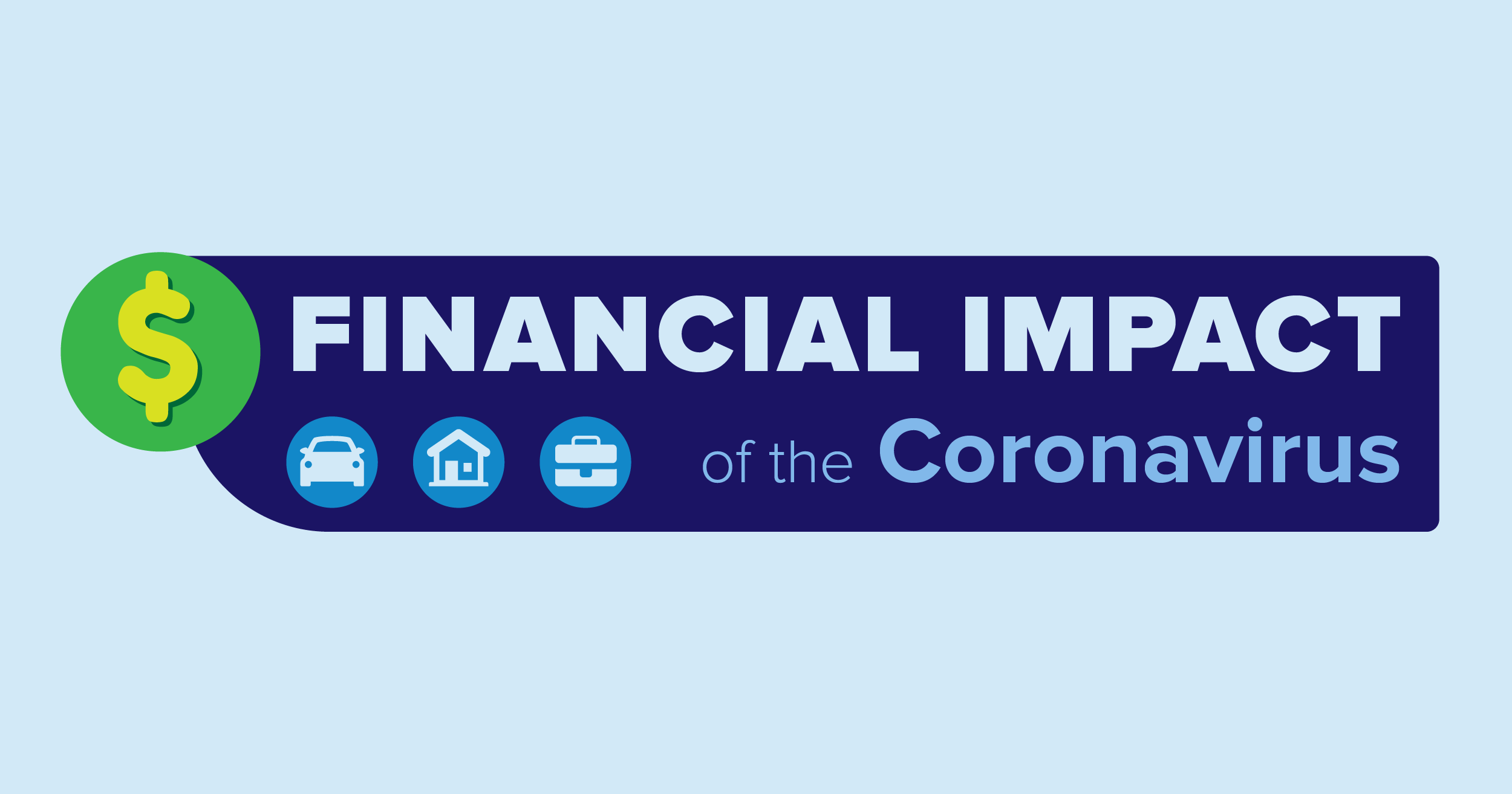 financial impact because of the Coronavirus