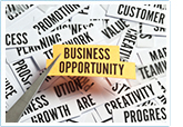 business opportunity clipping