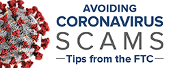 Avoiding Coronavirus Scams