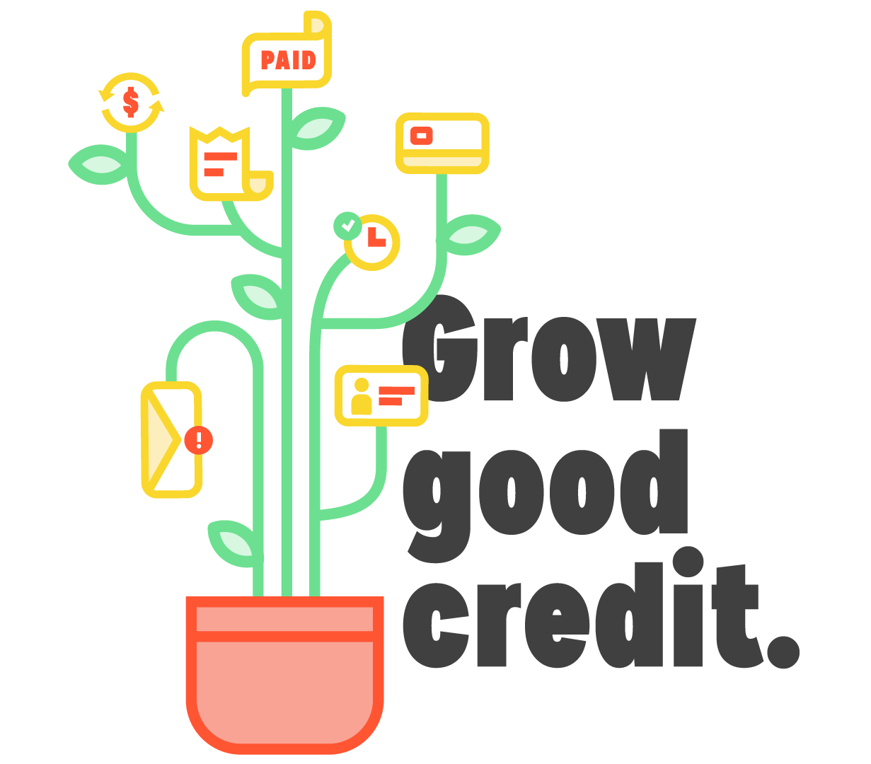 Grow good credit