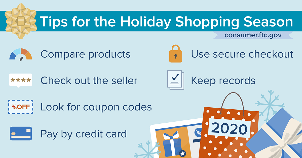 Tips for the Holiday Shopping Season