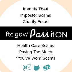 FTC Passs It On