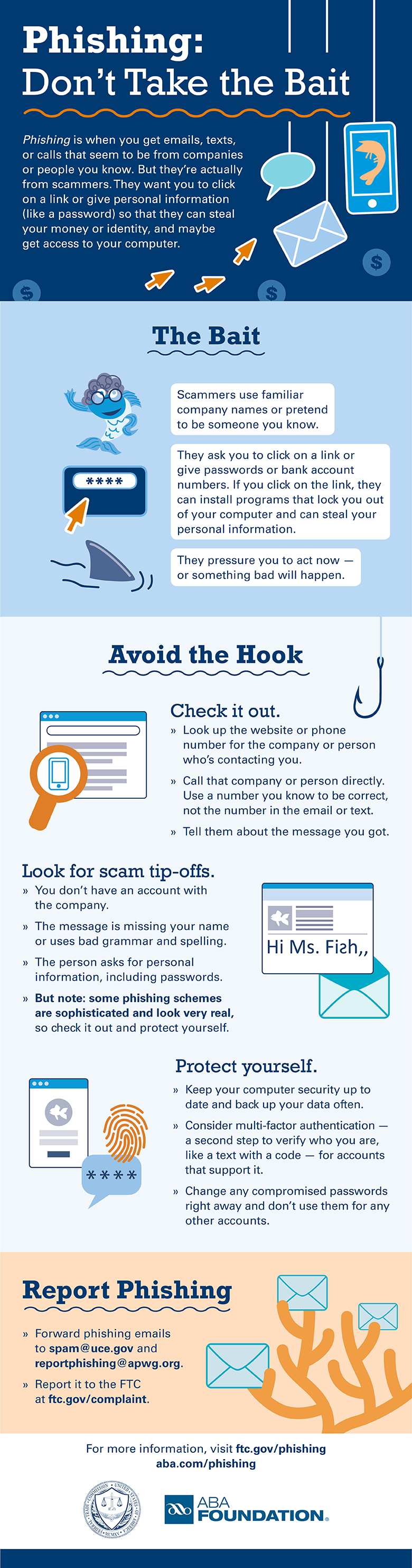 How to Recognize and Avoid Phishing Scams | Consumer Information