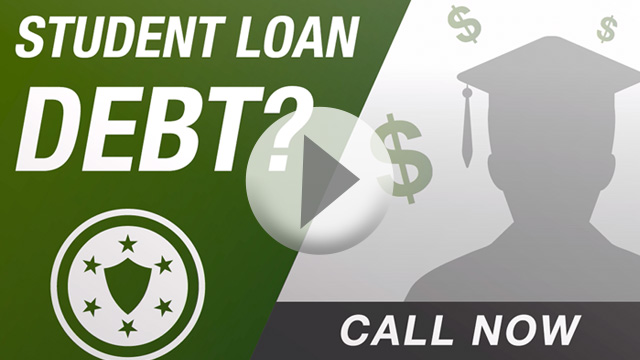 Student Loand Debt? Call Now